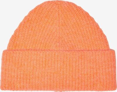 ONLY Mütze 'Diana' in orange, Produktansicht
