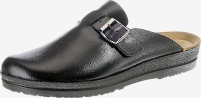 ROHDE Pantolette 'Neustadt' in schwarz, Produktansicht