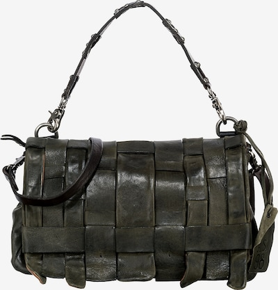 A.S.98 Handtasche in dunkelgrün, Produktansicht
