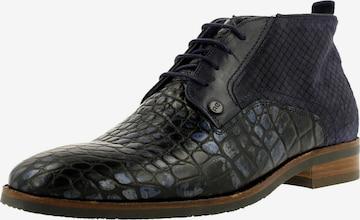 Chaussure à lacets 'Fredo' Rehab en bleu
