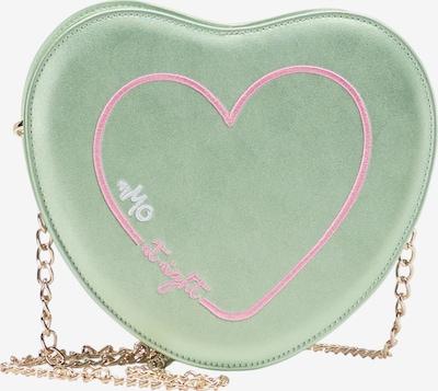 myMo at night Clutch in jade / pink, Produktansicht