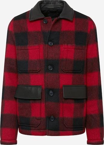 AllSaints Between-Season Jacket 'Ans' in Red