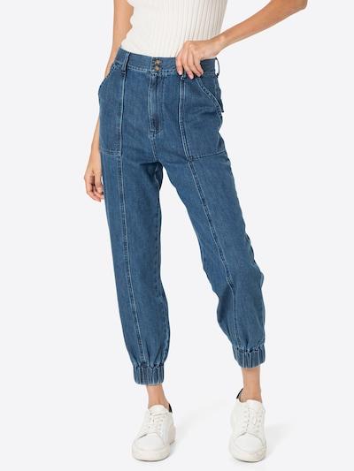 Boyish Jeans 'THE NICO' in Blue denim: Frontal view