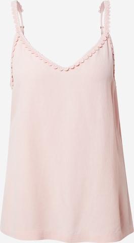 Fabienne Chapot Bluse 'Lora' i rosa