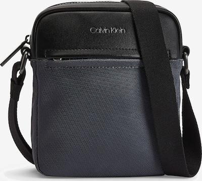 Calvin Klein Schoudertas in de kleur Donkerblauw / Zwart, Productweergave