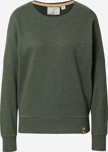 Fli Papigu Sweatshirt in Dark green, Item view