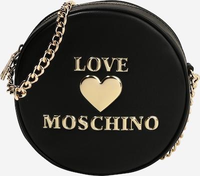 Love Moschino Umhängetasche in gold / schwarz, Produktansicht