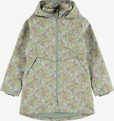 NAME IT Jacke in mint / hellgrün / pitaya / weiß, Produktansicht