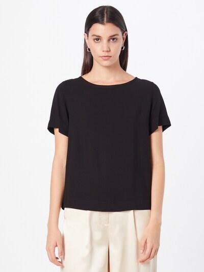 ICHI Bluse 'Main' in schwarz, Modelansicht