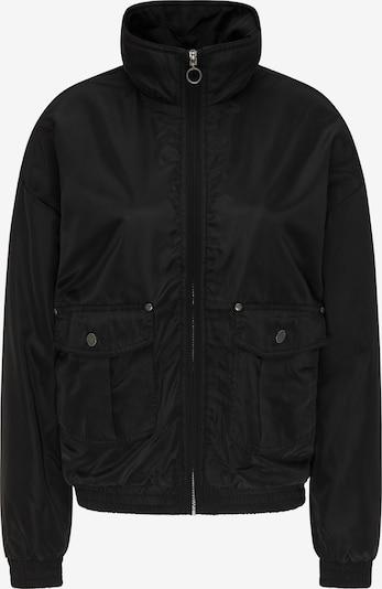 DreiMaster Vintage Jacke in schwarz, Produktansicht