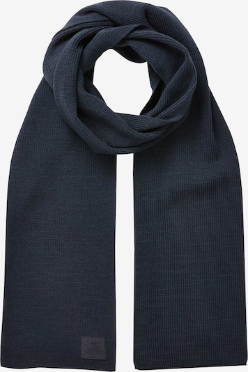 TOM TAILOR DENIM Schal in blau, Produktansicht