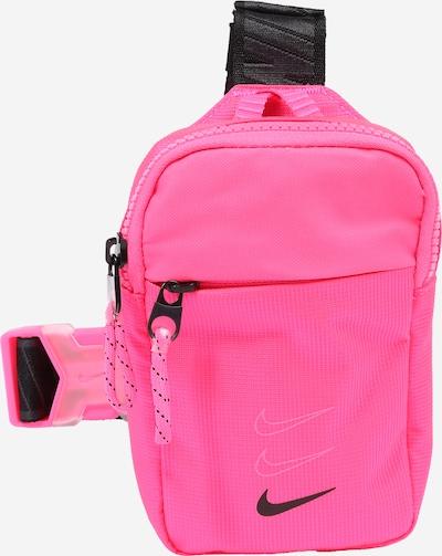 Nike Sportswear Umhängetasche 'Advance' in dunkelgrau / pink, Produktansicht