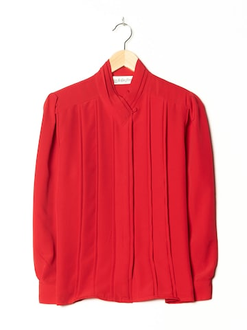 Yves St. Clair Bluse in L-XL in Rot