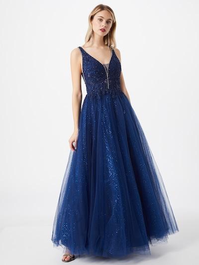 mascara Večerné šaty - zafírová, Model/-ka