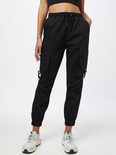 Trendyol Hose in schwarz, Modelansicht