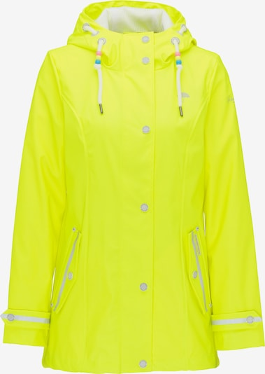 Schmuddelwedda Functional jacket in neon green, Item view