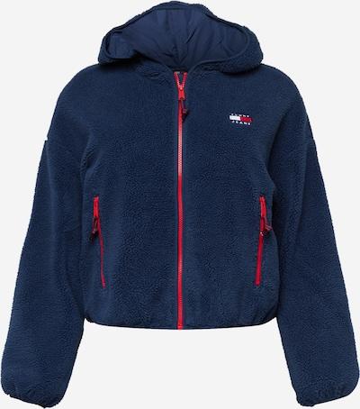 Tommy Jeans Curve Prijelazna jakna u mornarsko plava, Pregled proizvoda