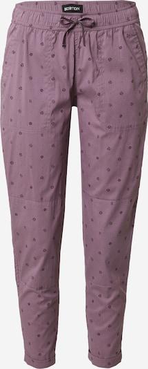 BURTON Pantalon de sport 'JOY' en lilas, Vue avec produit