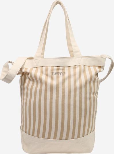 bézs / krém LEVI'S Shopper táska, Termék nézet