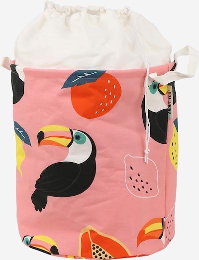 ABOUT YOU Wasmanden 'Comfy S' in de kleur Pink, Productweergave