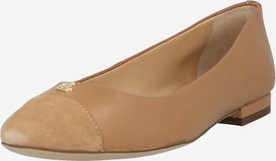 Lauren Ralph Lauren Ballerina 'GAINES' in chamois, Produktansicht