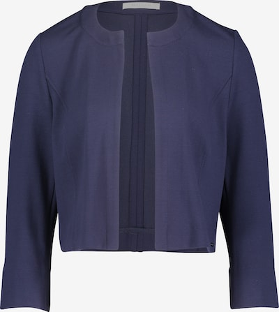 Betty & Co Blazer en bleu marine, Vue avec produit