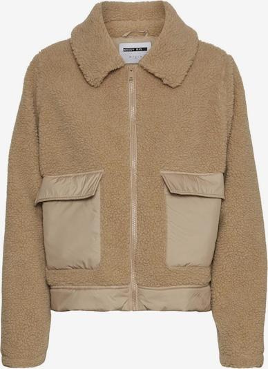 Noisy may Teddy-Jacke 'NMTANYA' in beige, Produktansicht