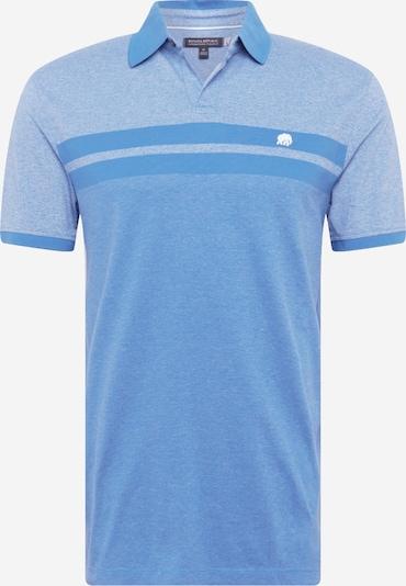 Banana Republic Poloshirt in himmelblau / blaumeliert, Produktansicht