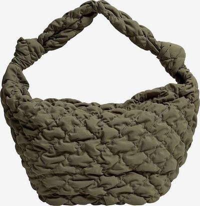 MANGO Tasche 'Cosy' in khaki, Produktansicht
