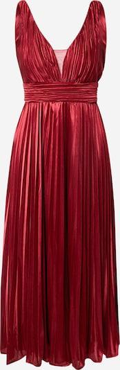 Rochie de seară Forever Unique pe roșu burgundy, Vizualizare produs