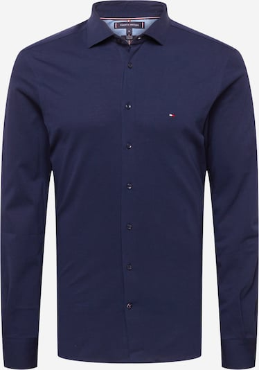 TOMMY HILFIGER Button Up Shirt in Navy, Item view
