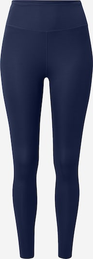 NIKE Sportbroek 'One Luxe' in de kleur Navy, Productweergave