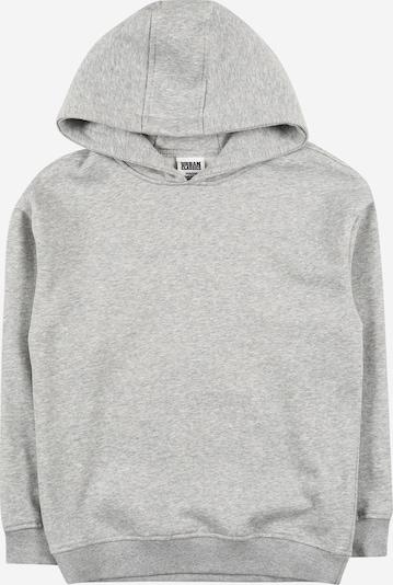 Urban Classics Kids Sweat-shirt en gris, Vue avec produit