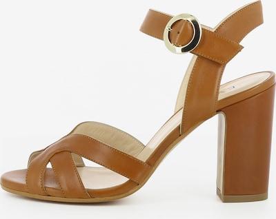 EVITA Sandalen met riem in de kleur Bruin, Productweergave