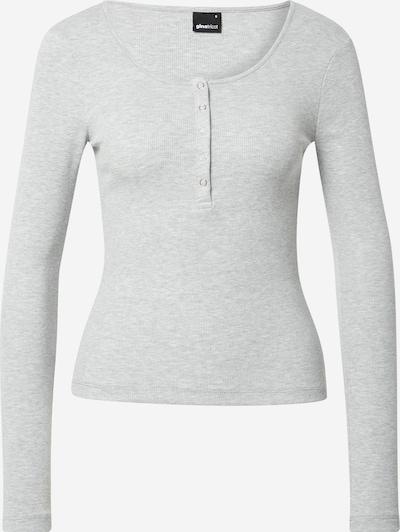 Marškinėliai 'Celie' iš Gina Tricot, spalva – šviesiai pilka, Prekių apžvalga