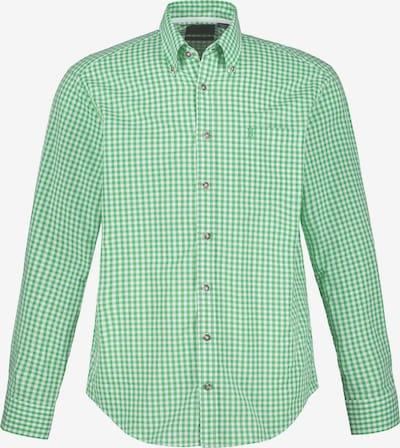 JP1880 Hemd in grün, Produktansicht