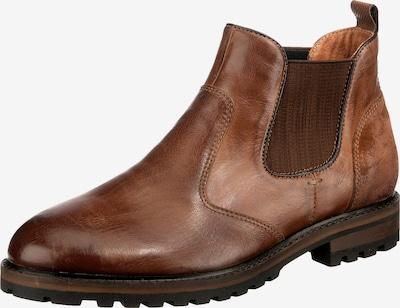 KLONDIKE 1896 Chelsea Boots in braun, Produktansicht