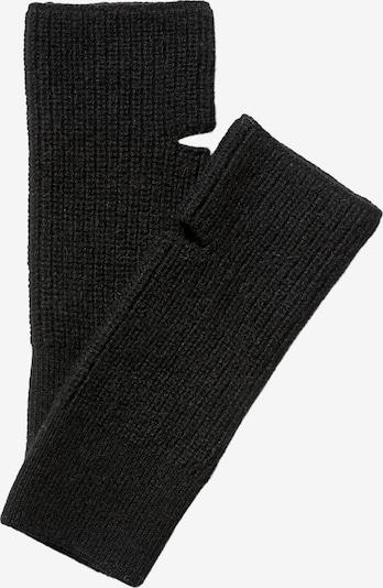 Marc O'Polo Handgelenkwärmer in schwarz, Produktansicht