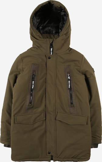 Marc O'Polo Junior Parka in khaki, Produktansicht