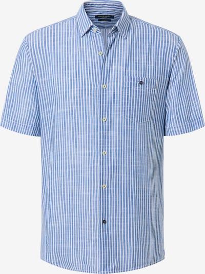 PIERRE CARDIN Hemd in hellblau / weiß, Produktansicht