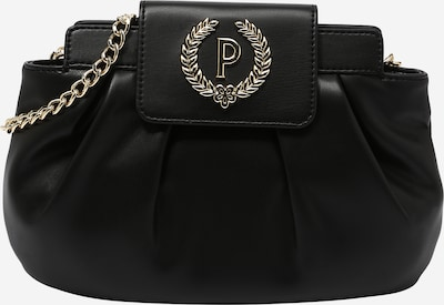 POLLINI Tasche in gold / schwarz, Produktansicht