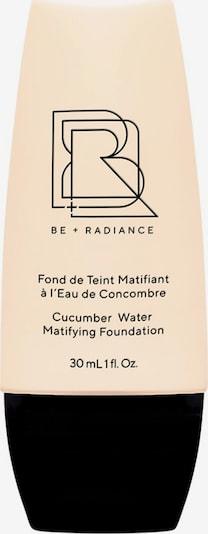 BE + Radiance Foundation 'Cucumber Water Matifying' in beige, Produktansicht
