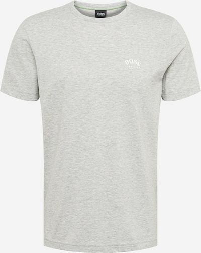 BOSS ATHLEISURE Shirt in Light grey / White, Item view