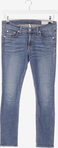rag & bone Jeans in 28 in Blue