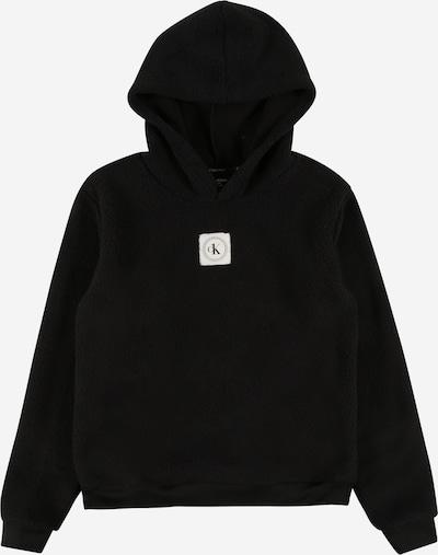 Calvin Klein Underwear Sportisks džemperis, krāsa - melns / balts, Preces skats