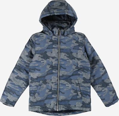 NAME IT Tussenjas 'Max' in de kleur Marine / Duifblauw / Grijs, Productweergave