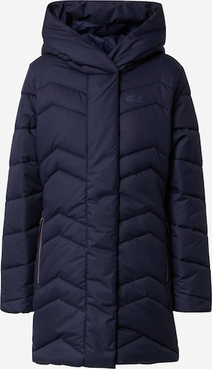 Palton de iarnă 'KYOTO' JACK WOLFSKIN pe albastru noapte, Vizualizare produs