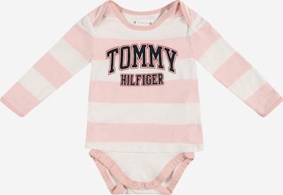 TOMMY HILFIGER Barboteuse / body en bleu marine / rose ancienne / rouge / blanc, Vue avec produit