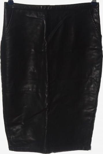 WE Kunstlederrock in M in schwarz, Produktansicht