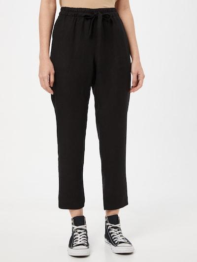 TOM TAILOR Kalhoty - černá, Model/ka